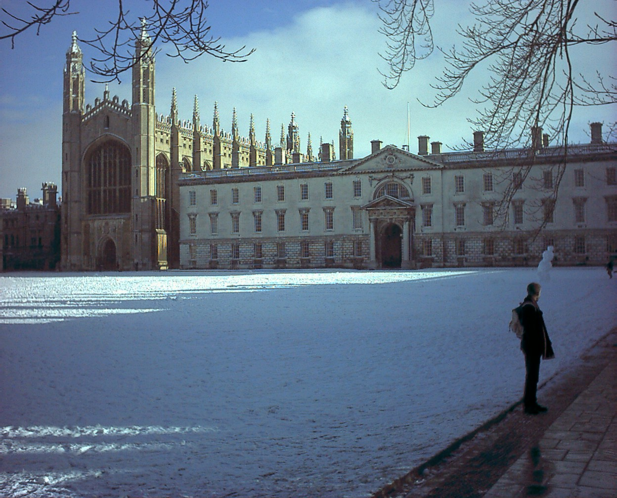 Christmas at King\'s College Chapel, Cambridge – The Listeners\' Club