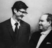 Oleh Krysa and David Oistrakh (image taken from olehkrysa.com