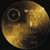 "NASA included a ""Golden Record"" on the Voyager interstellar mission."