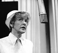 Elaine Stritch recording the Broadway cast album of Company