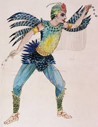Papageno from Mozart's Magic Flute