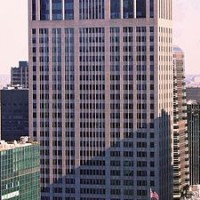 Philip Johnson's AT&T Building in New York (now Sony Building)