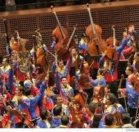 Simón Bolívar Youth Orchestra of Venezuela at the 2007 BBC Proms