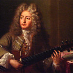 French composer Marin Marais (1656-1728)