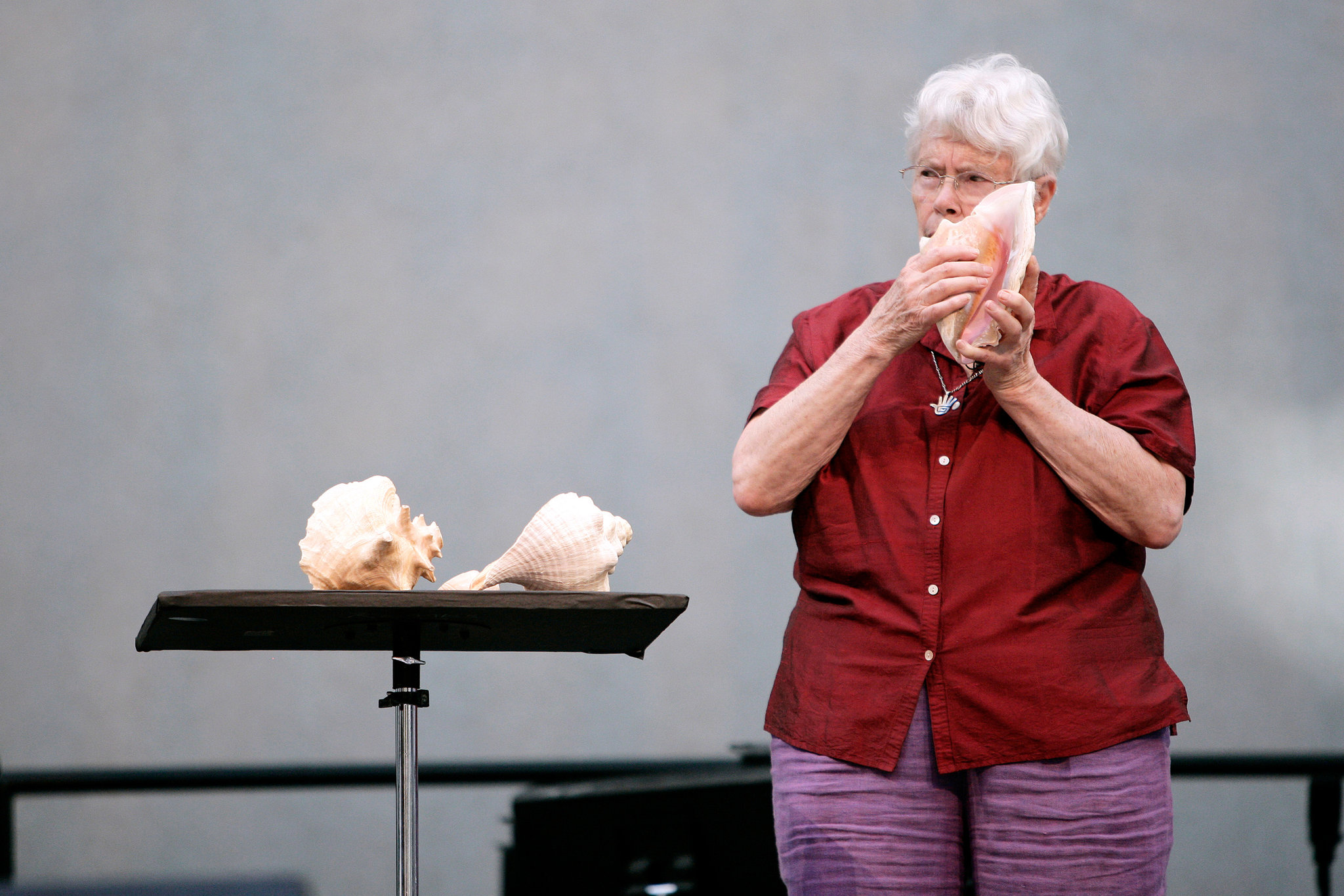 """Remembering Pauline Oliveros, Composer and Proponent of """"Deep Listening"""""""