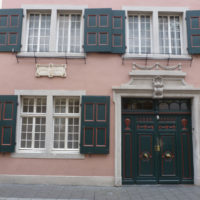 Beethoven's birthplace in Bonn