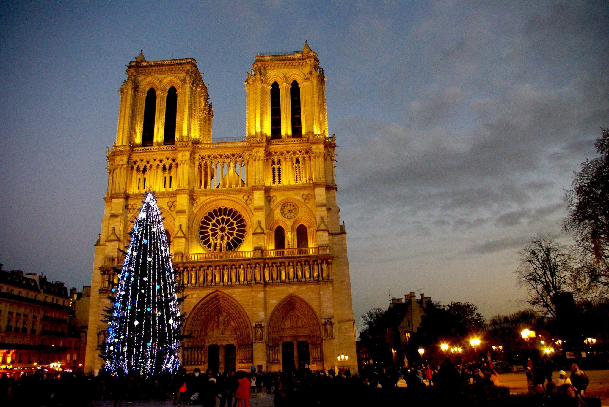 The Bells of Notre Dame | The Listeners' Club