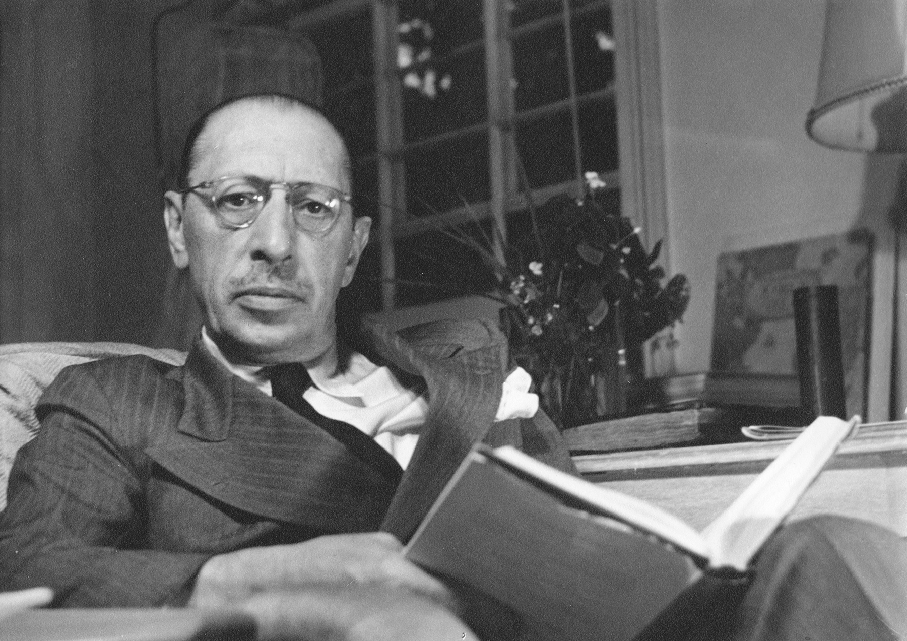an introduction to the life of igor stravinsky a music composer A russian born composer, igor fedorovich stravinsky had a unique, definitive  style  igor stravinsky's life spanned from 1882 to 1971, a time that was  in  switzerland, homesickness led him to introduce russian folklore and.