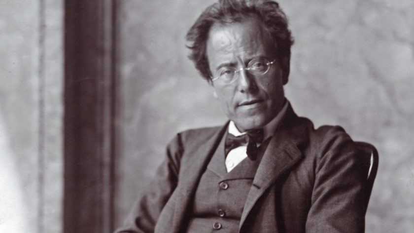 UNSPECIFIED - CIRCA 1907:  The Austrian composer Gustav Mahler. Photograph by Moriz Nähr. 1907.  (Photo by Imagno/Getty Images)