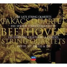 Takacs Beethoven Quartets