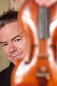 violinist Frank Almond