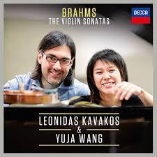 Brahms recording
