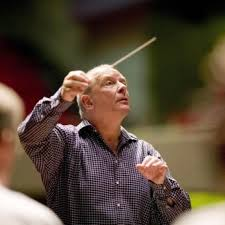 conductor Christopher Hogwood