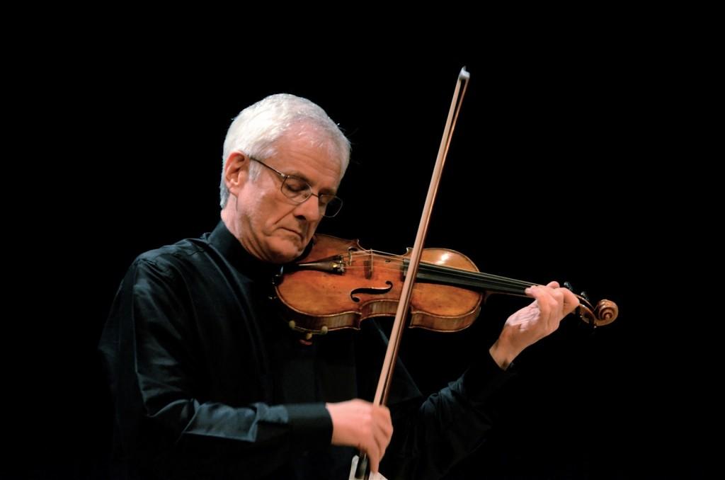 violinist Oleh Krysa