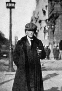Gustav Mahler in New York City, 1910