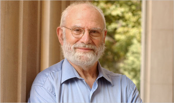 Neurologist Oliver Sacks (1933-2015)