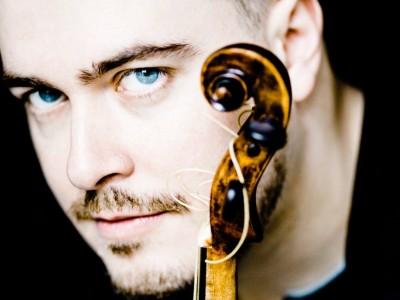 Russian violinist Dmitry Sinkovsky