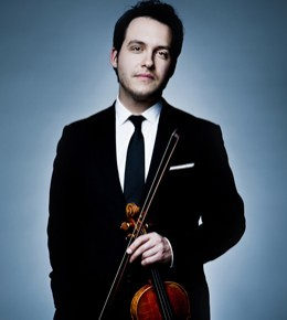 violinist Giora Schmidt