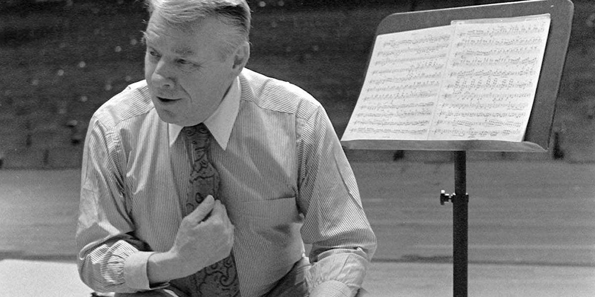 Newly Released: Robert Shaw's Live Recording of Beethoven's